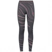 Odlo BLACKCOMB Base Layer Pants 187071-10475  odyssey gray - mesa rose
