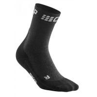 Winter Short Socks Black/Black